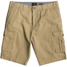 Quiksilver Men's Crucial Battle Cargo Shorts Plage