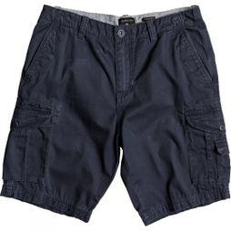 Quiksilver Men's Crucial Battle Cargo Shorts Blue Nights