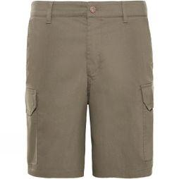 The North Face Mens Junction Shorts New Taupe Green