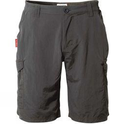 Craghoppers Mens NosiLife Cargo II Shorts Black Pepper