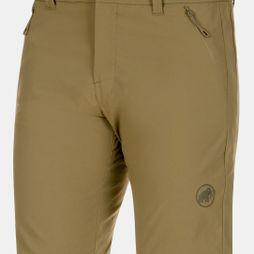 Mammut Mens Hiking Shorts Olive