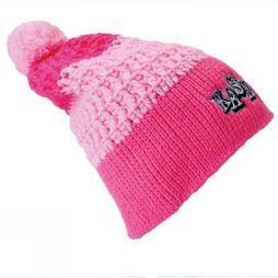 Kask Smoothy Beanie Brown Pale Pink/Deep Pink