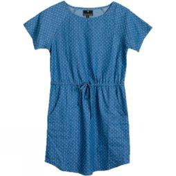 United By Blue Womens Maddison Chambray Dress Diamond