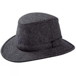 Tilley TTW2 Tec-Wool Hat Black Mix
