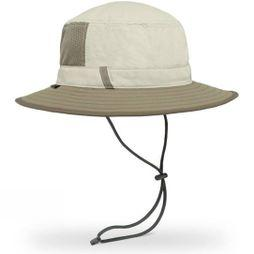 Sunday Afternoons Brushline Bucket Hat Cream/ Juniper