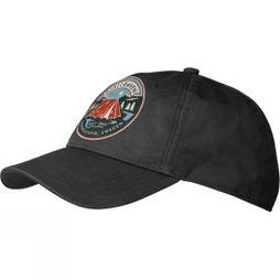 Fjallraven Mens Lägerplats Cap Black