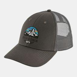 Patagonia  Fitz Roy Scope LoPro Trucker Hat Forge Grey