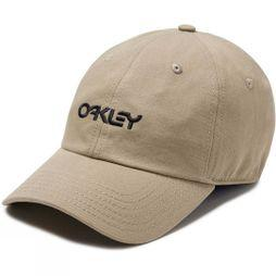Oakley Mens 6-Panel Washed Cotton Hat Rye