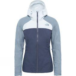 The North Face Women's Stratos Jacket Vanadis Grey