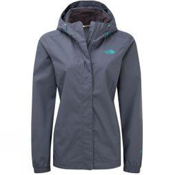 The North Face Womens Paradiso Jacket Grisaille Grey/Ion Blue
