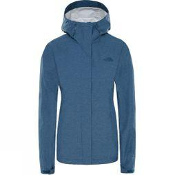 The North Face Women's Venture 2 Jacket Blue Wing Teal Heather