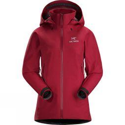 Arc'teryx Womens Beta AR GTX Jacket Pomegranate