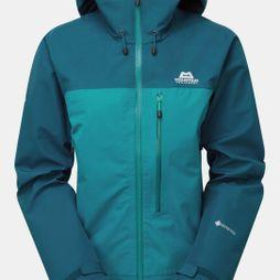 Mountain Equipment Woman's Nanda Devi Jacket Tasmin/Legion Blue