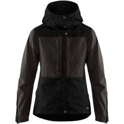 Fjallraven Womens Keb Jacket Black