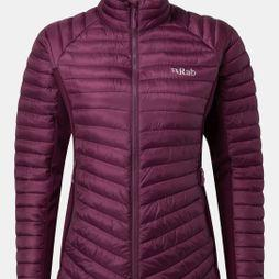 Rab Womens Cirrus Flex Jacket Berry