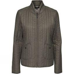 Ilse Jacobsen Womens Quilt03 Light Quilt Jacket Army