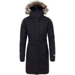 The North Face Womens Arctic II Parka TNF Black