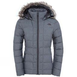 The North Face Womens Gotham Jacket II TNF Medium Grey Heather