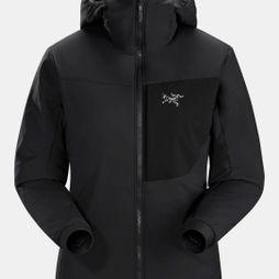Arc'teryx Womens Proton LT Hoody Black