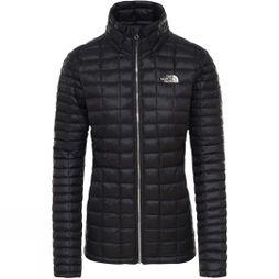 The North Face Women's ThermoBall Eco Full Zip Jacket Tnf Black