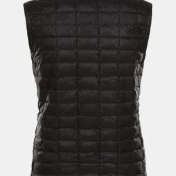 The North Face Womens Thermoball Eco Packable Gilet Tnf Black Matte
