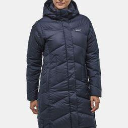 Patagonia Women's Down With It Parka Neo Navy