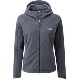 The North Face Womens Brianna Hoody Urban Navy/Grisaille Grey