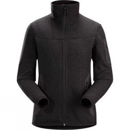 Arc'teryx Women's Covert Fleece Cardigan Black Heather