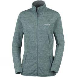 Columbia Womens Pine Hollow Full Zip Fleece Pond