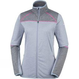 Columbia Columb Baker Valley Full Zip Fleece Tradewinds Grey