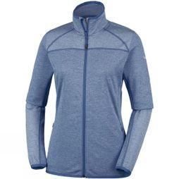 Columbia Columb Baker Valley Full Zip Fleece Nocturnal
