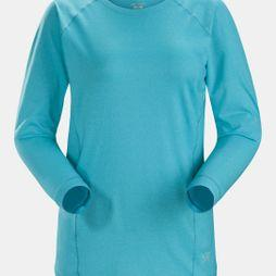 Arc'teryx Womens Tolu Long Sleeve Top Fjord