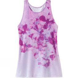 PrAna Womens Boost Printed Top Grapevine Flora