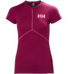 Helly Hansen Womens HH Lifa Active Tee Plum