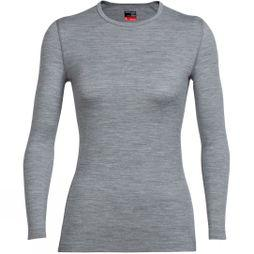 Womens Tech Top Long Sleeve Crewe