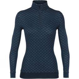 Womens Affinity Thermos Long Sleeve Half Zip