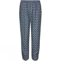 Womens Nimbus Printed Viscose Trouser