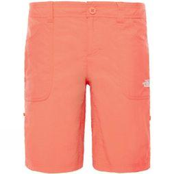 The North Face Women's Sunnyside Short Juicy Red