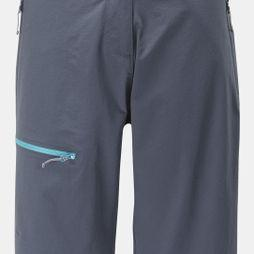 Rab Womens Raid Softshell Shorts Beluga