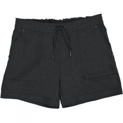 Alchemy Equipment Women's Linen Blend Shorts Charcoal