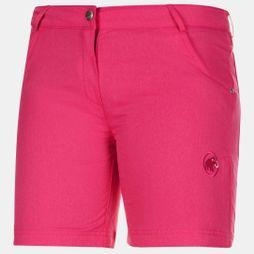 Mammut Womens Massone Shorts Pink Melange