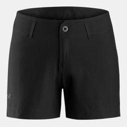 Arc'teryx Womens Creston Short  Black