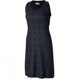 Columbia Womens Saturday Trail III Dress Black Geo Print