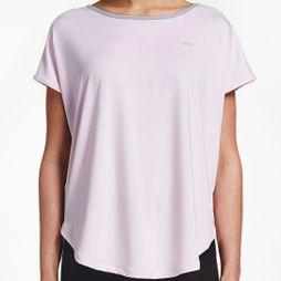 Rohnisch Womens Leo Loose Top CHERRY BLOSSOM