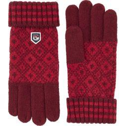 Hestra Womens Fryken Glove Red