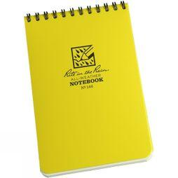 Rite in the Rain All-Weather Notebook 4 x 6in Yellow