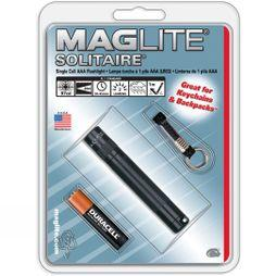 Solitaire 1-Cell AAA Torch