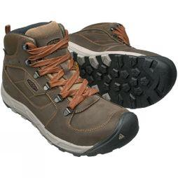 Mens Westward Mid Leather Waterproof
