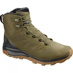 Salomon OUTblast TS CSWP Burnt Olive/Phantom/Black