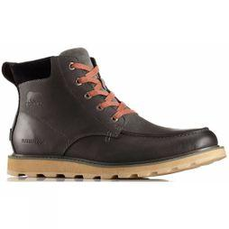 Mens Madson Moc Toe Waterproof Boots